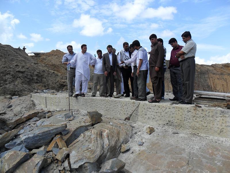 Afghanistan Field Visit